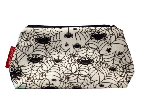 Selina-Jayne Spiders Limited Edition Designer Cosmetic Bag